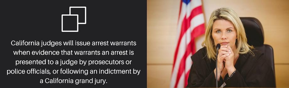 Active Arrest Warrant