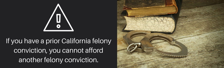 Felony Convictions That Count As Strikes